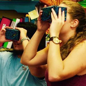 Toy Store excited about our Funsparks VR Glasses