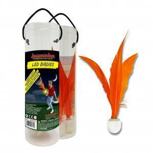 Jazzminton   2 LED Birdies