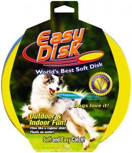Easy Disk Dog Frisbee