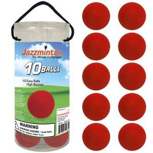 Jazzminton Light Ball 10 Pack